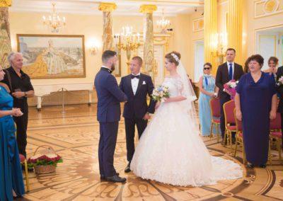 Выездная фотосессия свадьбы