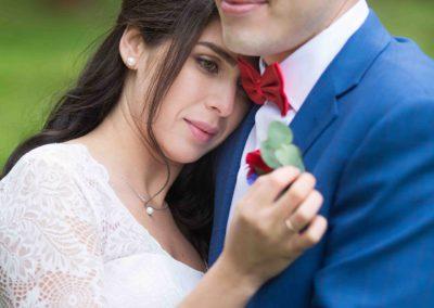 Свадебная постановочная фотосессия
