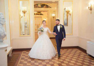 Свадебная фотосъемка в Царицыно