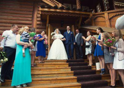 Свадебный фотограф в Жуковском