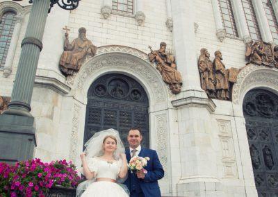Свадебный фотограф в Истре