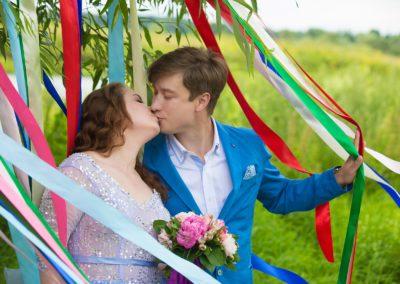 Свадебный фотограф в Мытищах