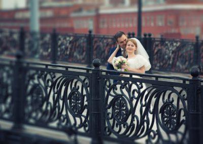 Свадебный фотограф в Сергиевом Посаде