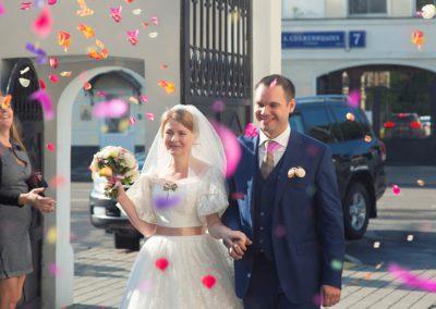 Свадебный фотограф в Троицк