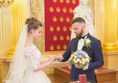 Фотограф на бракосочетание в Царицыно
