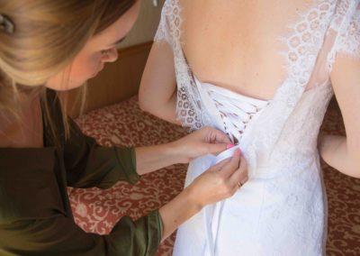 Фотосессия нежное утро невесты