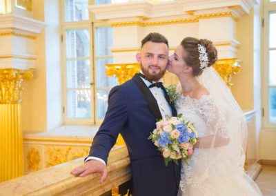 Фотосъемка свадеб в Царицыно