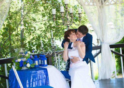 Фотосъемка свадеб в отеле Александр