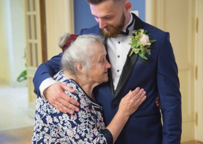 Эмоциональные свадебные фотографии
